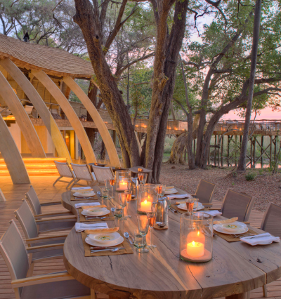 The seven most luxurious safari lodges in Africa