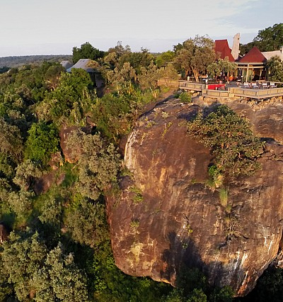 Kenya's latest luxury lodge is a gateway to adventure