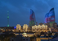 Ivanka Trump announces plans for new hotel in Baku, Azerbaijan