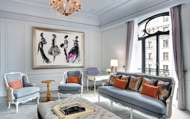 Christian Dior Furniture of Christian Dior Sketches