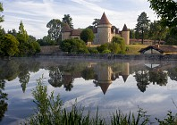 This luxury resort was once a French billionaire's private castle