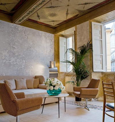 Historic Rome will come alive through this new boutique hotel