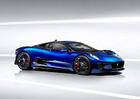 "The Jaguar C-X75 hypercar will star in the upcoming Bond movie ""Spectre"""