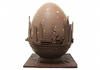 Chocolate egg could break auction record