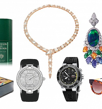 8 of the most luxurious accessories in the world
