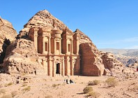 Google captures the wonders of Jordan's Petra with Street View mapping