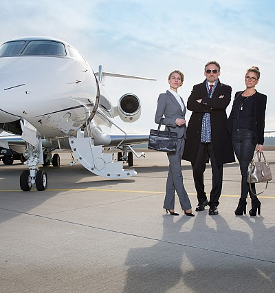 Why take one private jet tour when you can do four?