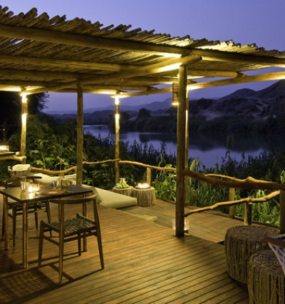 Top six luxury Namibian lodges