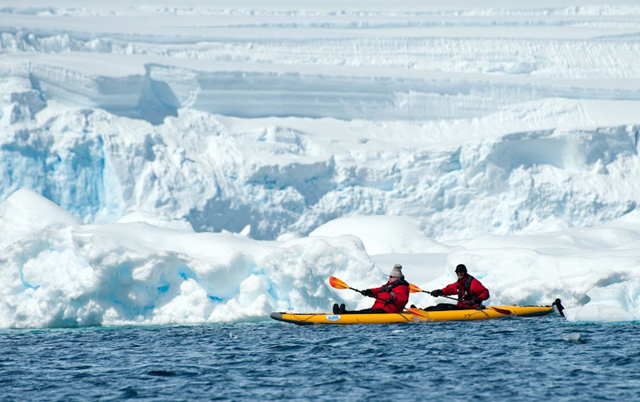 Jet And Cruise To Antarctica With New Luxe Package