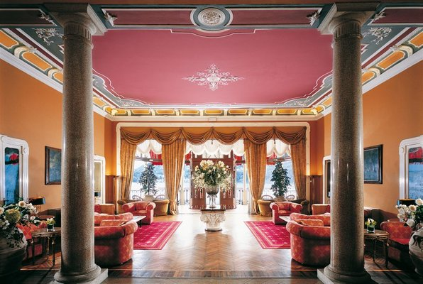 Grand Hotel Tremezzo Revamped For March Opening Luxury Travel