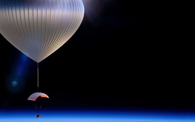 At peak altitude, the vessel sails the stratosphere for two hours, allowing voyagers to fully maximise their experience. After this, helium is slowly released from the balloon in preparation of descent