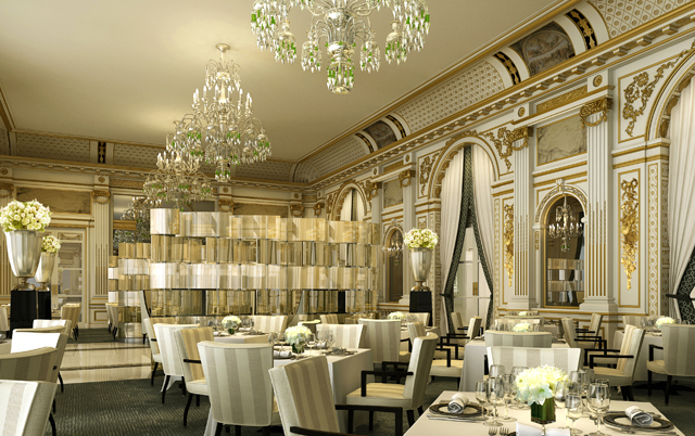 Located close to the Champs Elysees, the hotel promises a new level of Parisian distinction