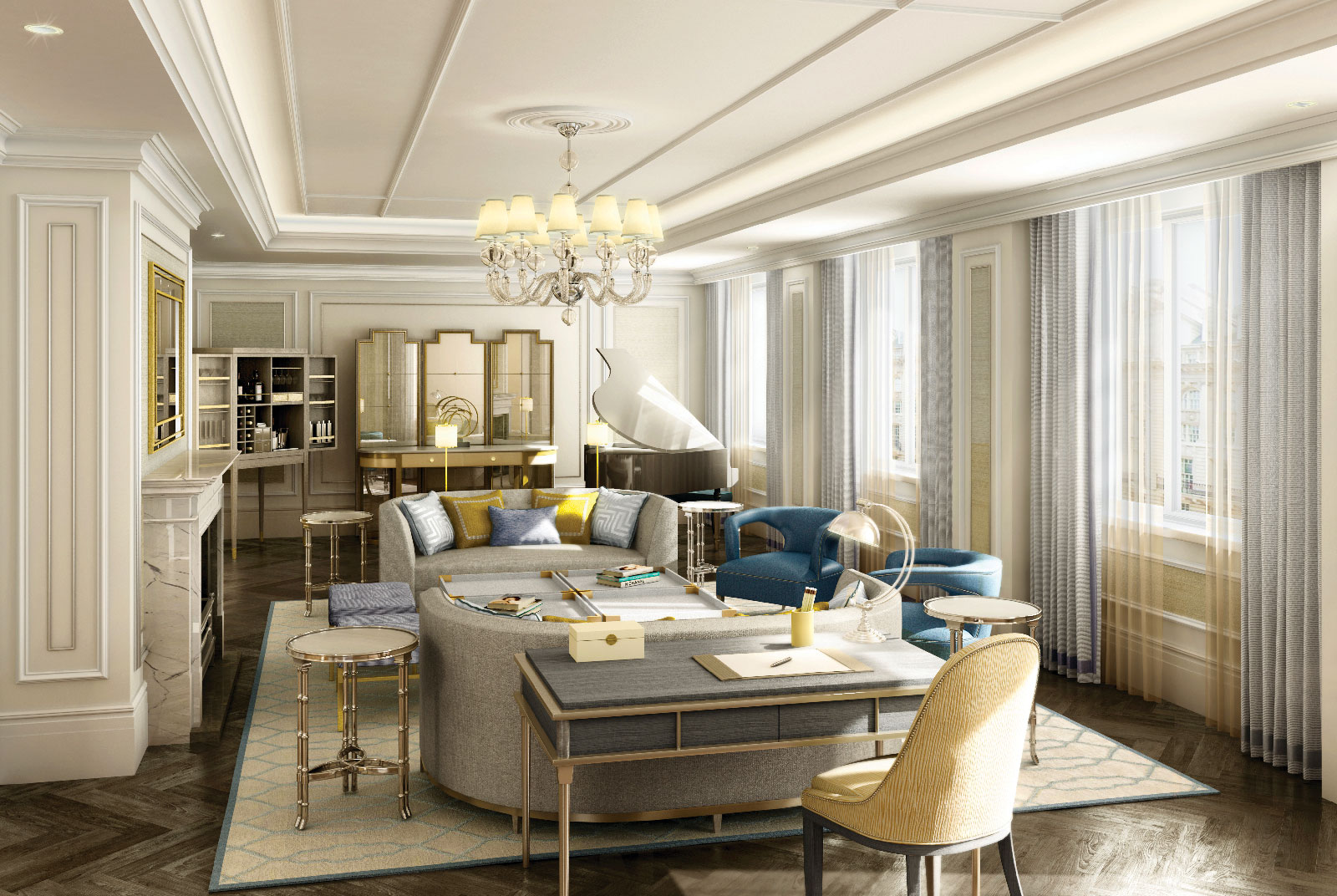 The Most Luxurious Hotel Suites In London Luxury Travel