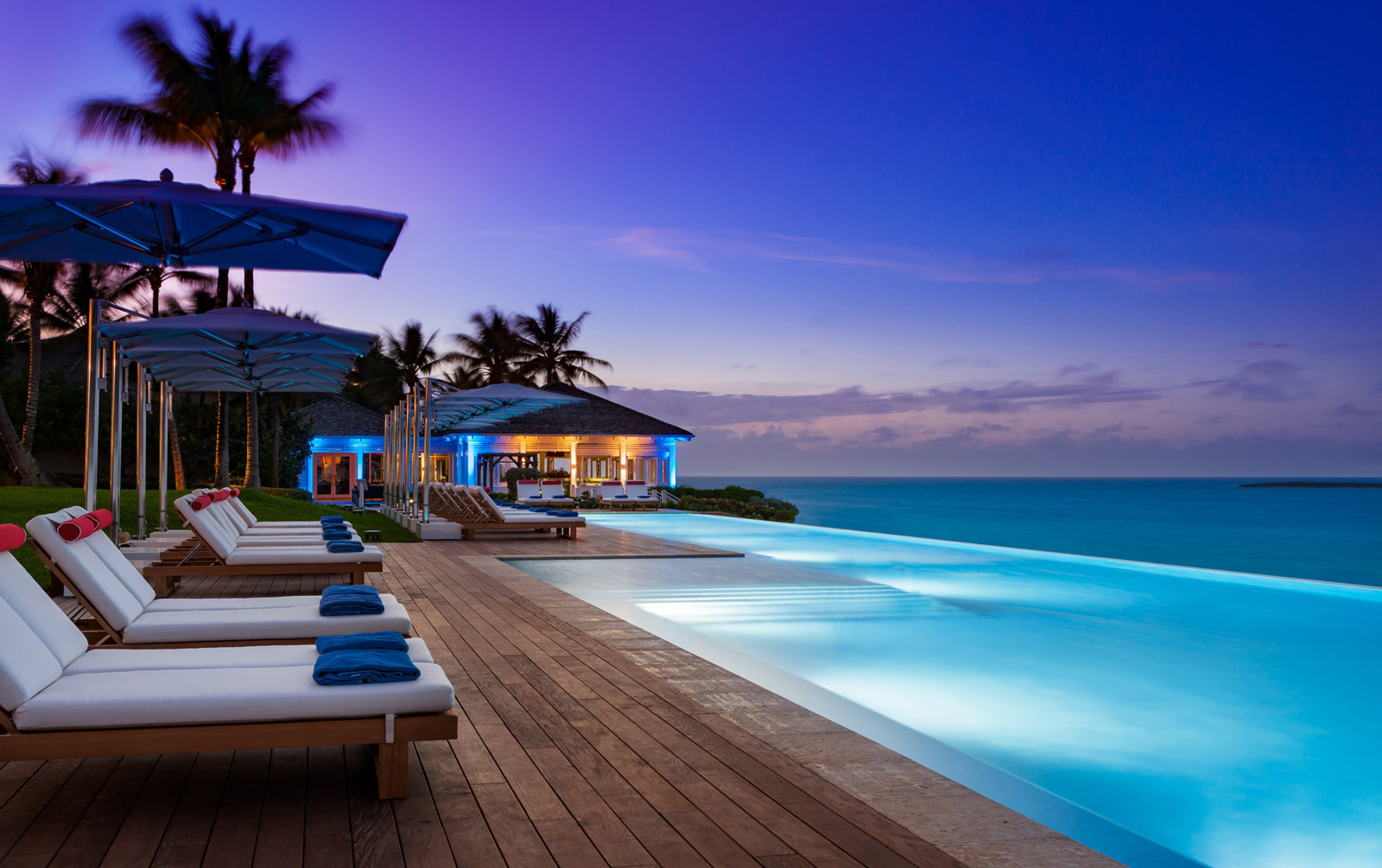 This One Only Ocean Pool Is The Bahamas Latest Hot Spot Luxury Travel Magazine