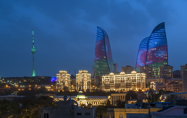 Ivanka Trump Announces Plans For New Hotel In Baku