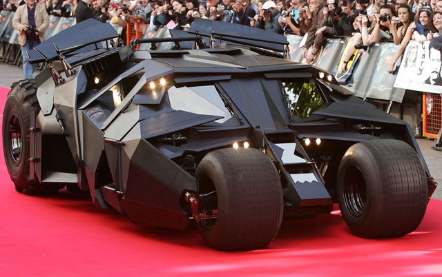 Batmobile Replica Sells For 1m Luxury Travel Magazine