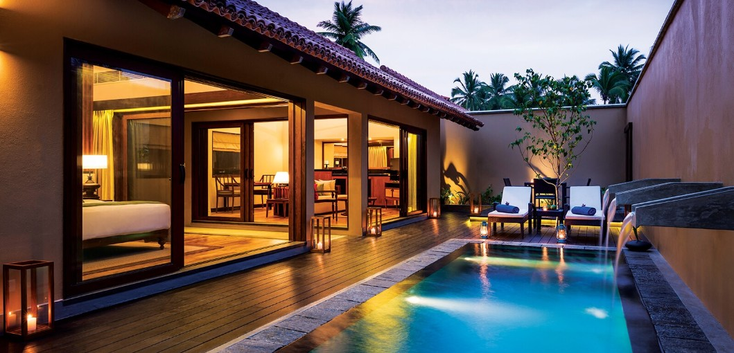 "Anantara Kalutara, Sri Lanka - The ""Nelum Wedding Package"""