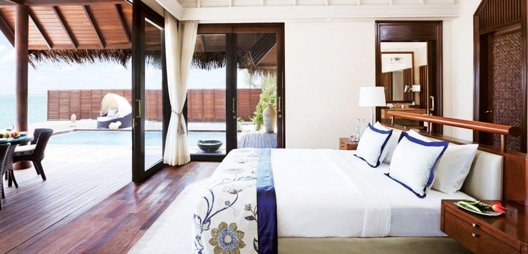Taj Exotica Resort & Spa, Maldives - Winter International Romantic Rendezvouz