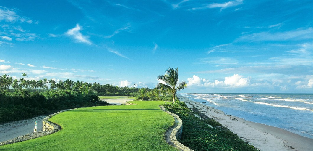 Ocean Course at Transamerica Resort Comandatuba, Brazil