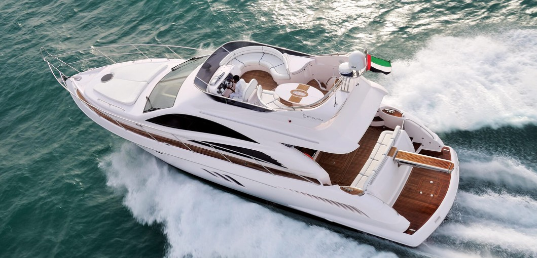 Integrity Yachts - Riviera Boat Integrity 55ft