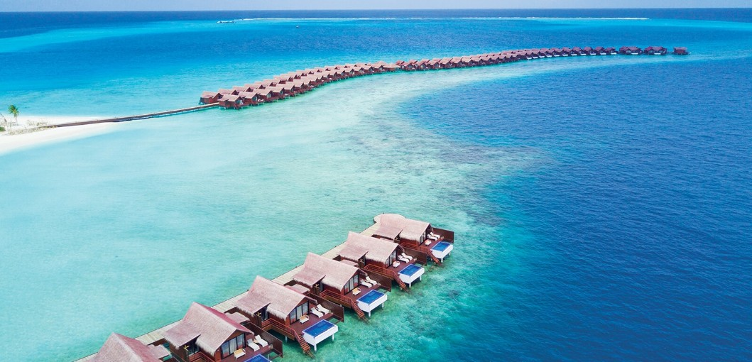 "Grand Park Kodhipparu, Maldives - The ""Be My Valentine"" offer"