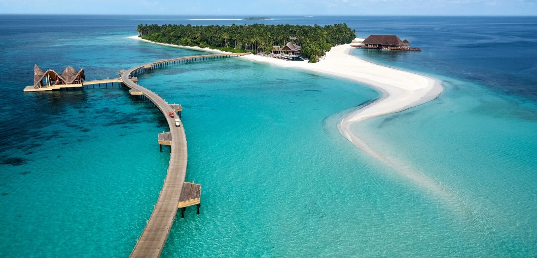 "Joali Maldives - The ""Unforgettable Journey"" package"