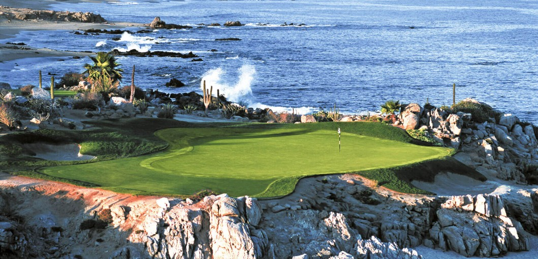 Ocean Course at Cabo Del Sol, Mexico