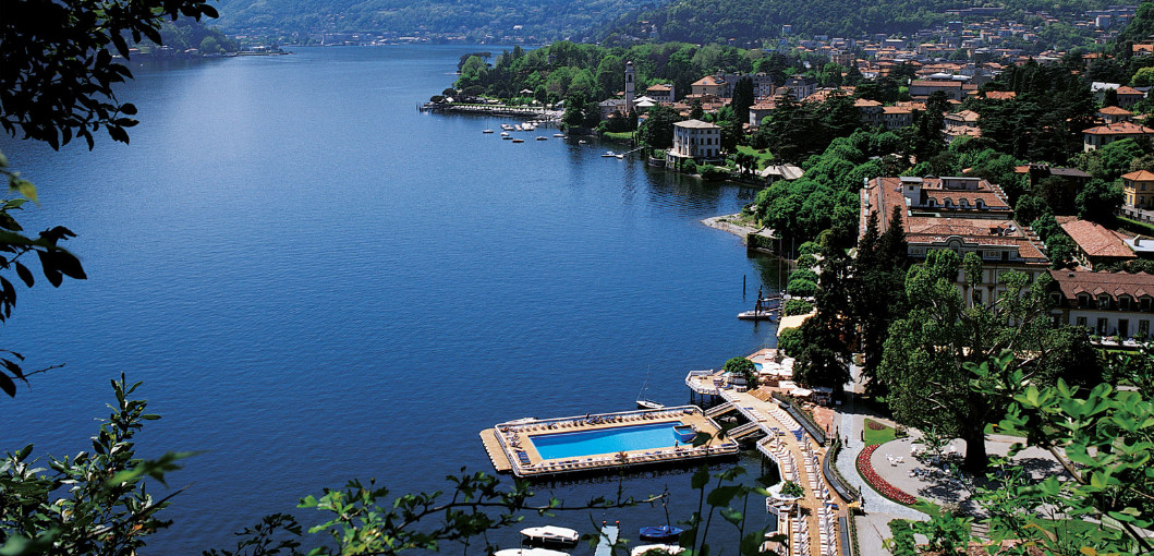 La dolce vita in lake como luxury travel magazine for Villa puricelli