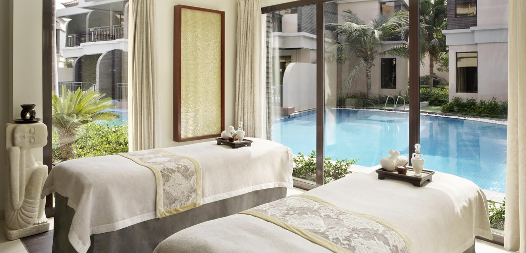 The Spa at Anantara The Palm Dubai Resort