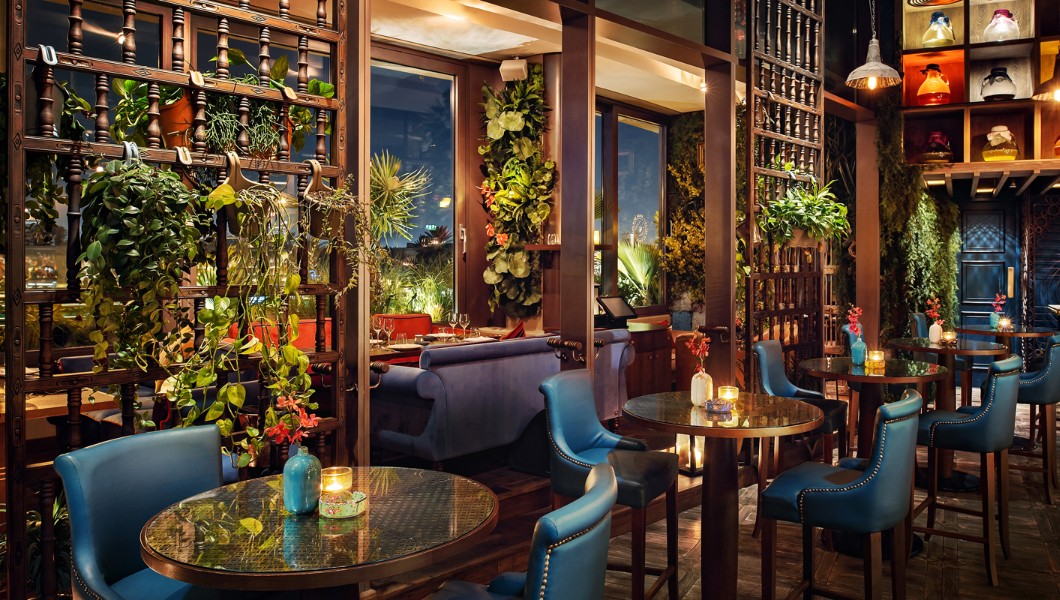 Coya Restaurant, Four Seasons Resort Jumeirah Beach Road, Dubai