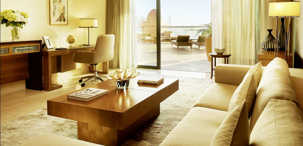Fairmont The Palm - Luxury Hotel in Dubai, UAE