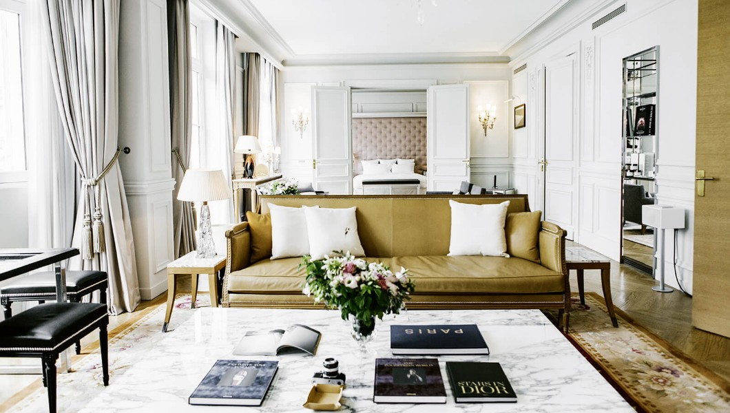 Le Royal Monceau - Raffles Paris, France