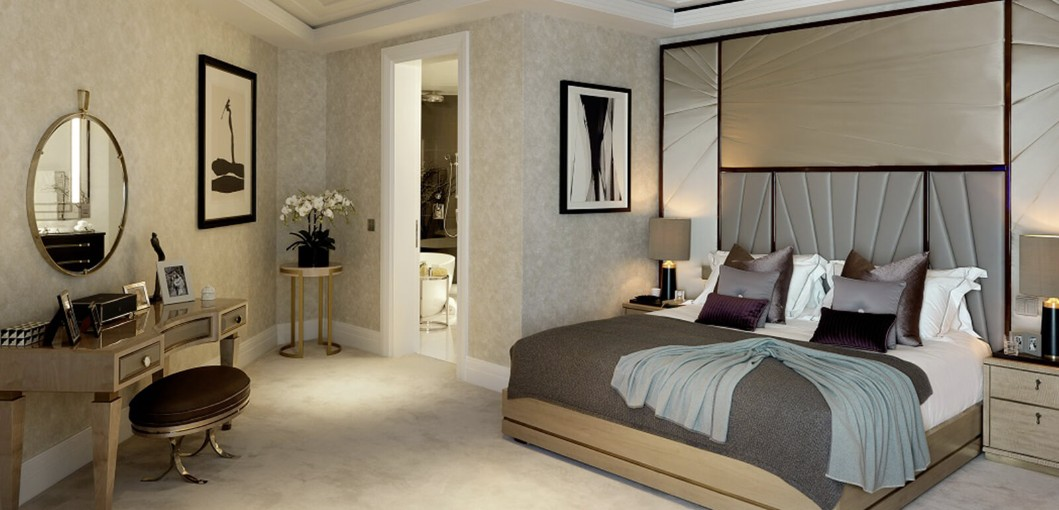 The Tower Residence - Four Seasons Hotel London at Ten Trinity Square
