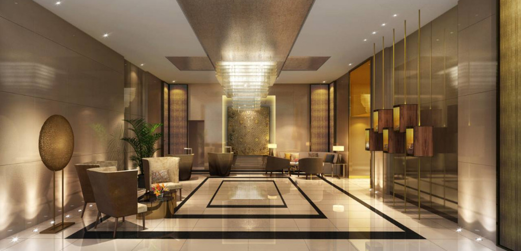 A look inside the new four seasons difc in dubai luxury for Design hotel kyoto