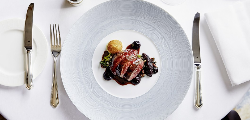 Gleneagles re-launched its famous restaurant, London UK