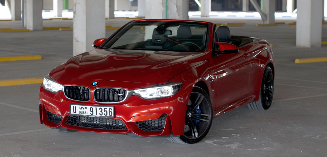 Is the new BMW M4 convertible another win for Germany? | Luxury