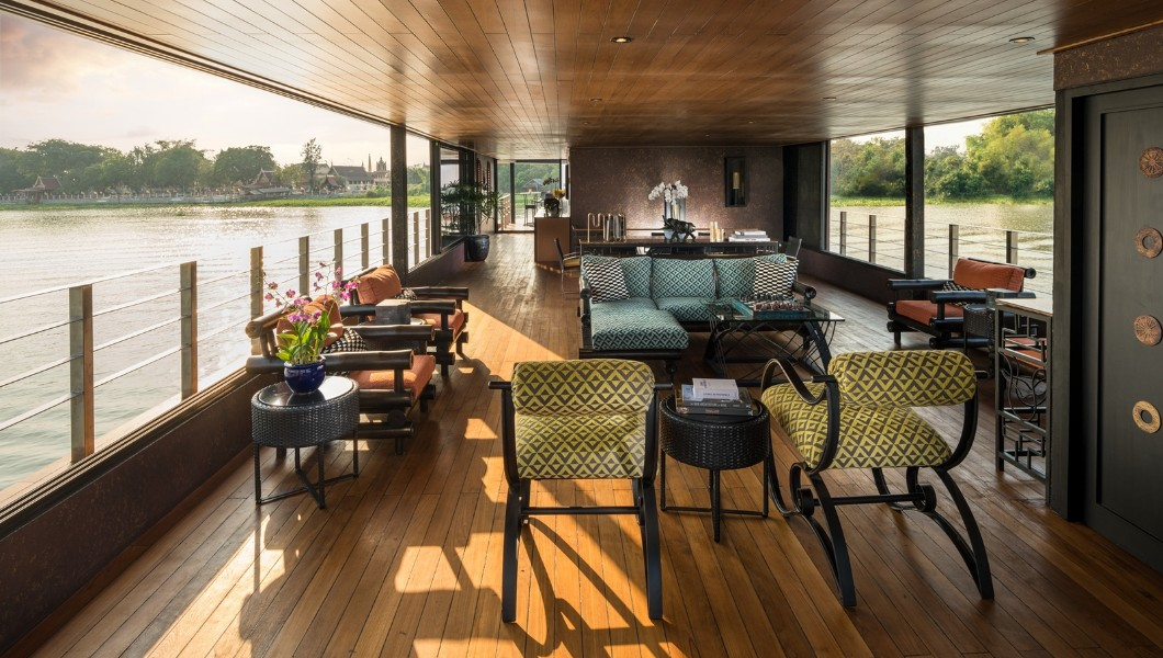 Loy Pela Voyages, Bangkok River Cruise, luxury river cruise