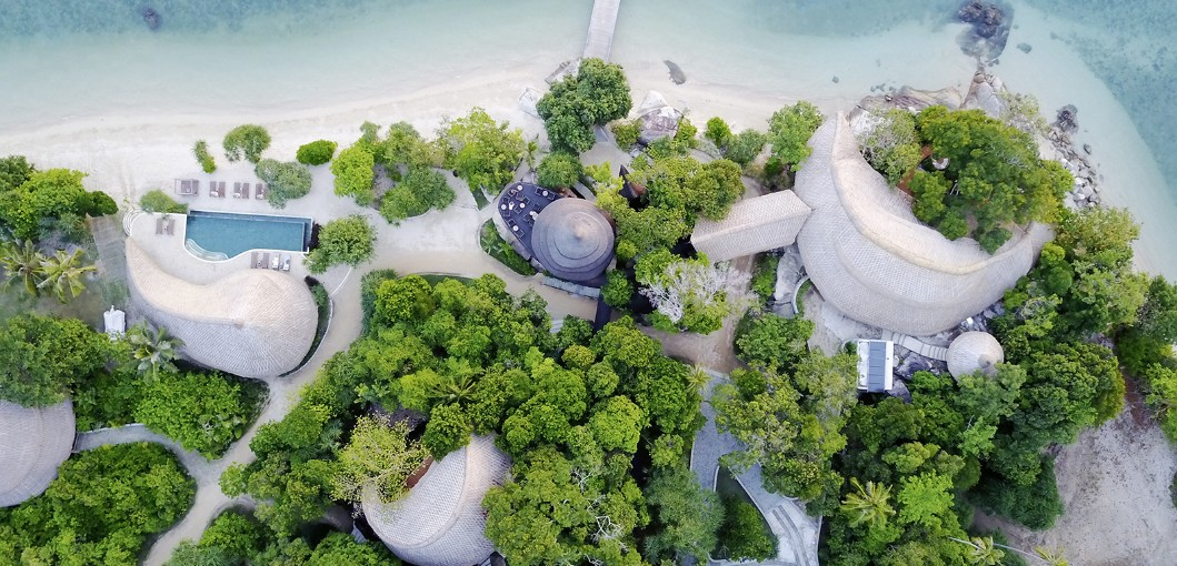 Private Island Resorts in Indonesia