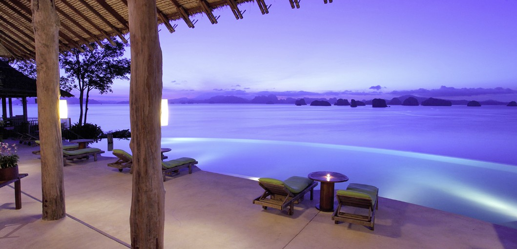 Six Senses luxury five star hotels, resorts and spas
