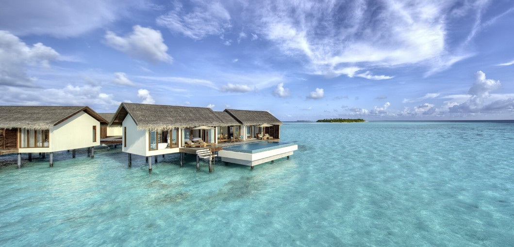 Maldives Beach Resort l The Residence