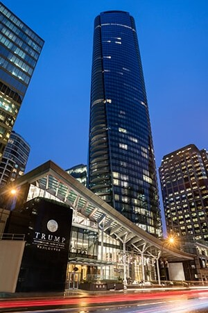 The Trump Hotels
